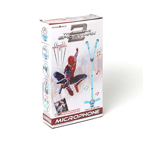 Mikrofon Spiderman